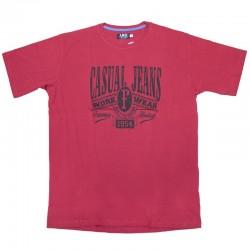5b2da6bc44aa T-shirt μακό βαμβακερό