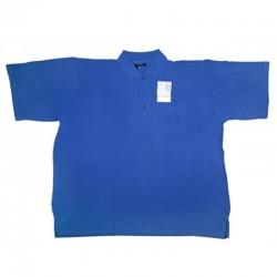 34ab65f8aa50 Πικέ μπλούζα τύπου Polo - ΜΠΛΕ ΗΛΕΚΤΡΙΚ