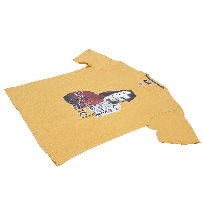 2d78c183fa97 T-Shirt βαμβακερή φλάμα μεταξοτυπία