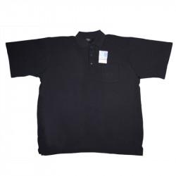 01b65547492a Πικέ μπλούζα τύπου Polo - ΜΠΛΕ