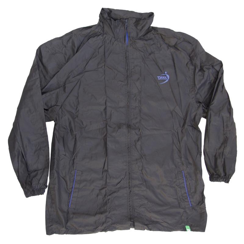 9a80b3beb8f Αδιάβροχο και αντιανεμικό Jacket εισαγωγής - ΜΑΥΡΟ